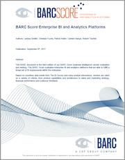 BARC Score BI Cover