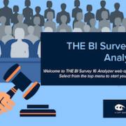 BI Survey 16 Analyzer