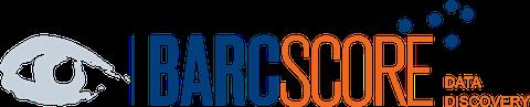 barc score data discovery logo