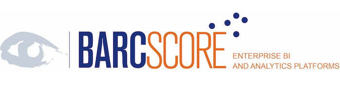BARC Score Enterprise BI & Analytics Platforms