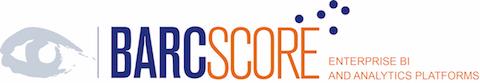 BARC Score Enterprise BI Platforms logo