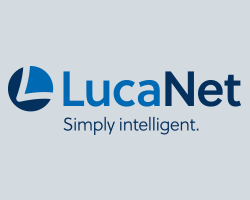 LucaNet logo