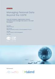 GDPR Study Cover Thumbnail
