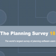 Planning Survey 18 cover