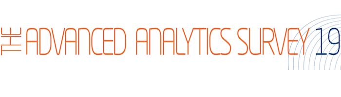 Advanced Analytics Survey 19