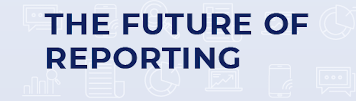 The Future of Reporting