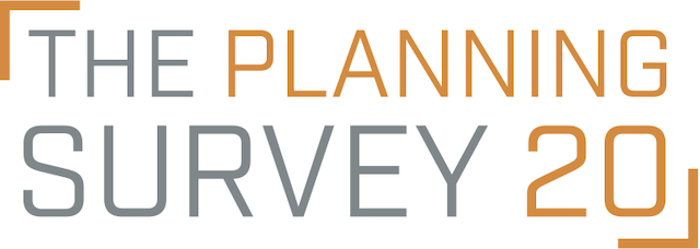 The Planning Survey 20 logo