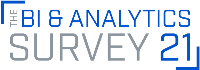 The BI & Analytics Survey 21 Logo