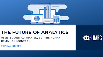 The Future of Analytics cover