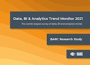Data, BI & Analytics Trend Monitor 2021