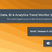 Data, BI & Analytics Trend Monitor 2021 cover